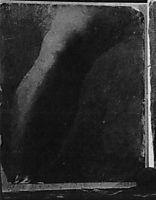 Study of a Leg , 1869, eakins