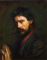 The Veteran (Portrait of Geo. Reynolds), eakins