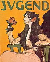 Jugend magazine, eckmann