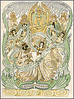 Untitled, 1899, eckmann