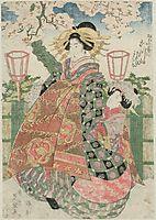 Katsuyama of the Matsubaya, eisen