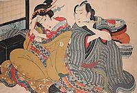 Pipe Smokers, 1835, eisen