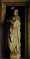 The Annunciation, 1440, eyck