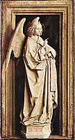 Annunciation, 1436, eyck