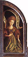 The Cumaean Sibyl, 1432, eyck