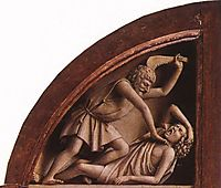 The Ghent Altar (detail), 1432, eyck
