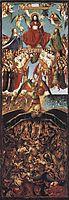 Last Judgment, 1420-1425, eyck