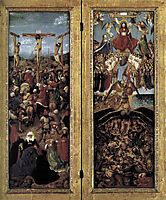 The Last Judgment (detail), 1426, eyck