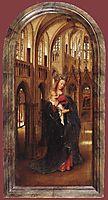 Madonna in the Church, 1425, eyck