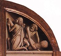 The Offerings of Cain and Abel, 1429, eyck