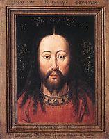Portrait of Christ, 1440, eyck