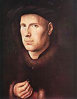 Portrait of Jan de Leeuw, 1436, eyck