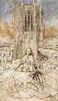 St Barbara, 1437, eyck