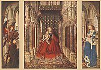 Small Triptych, 1437, eyck