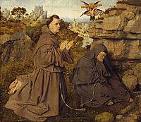 St. Francis Receiving the Stigmata, c.1427, eyck