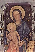 Madonna and Child, 1425, fabriano
