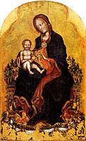 Madonna with Child Gentile da Fabriano, fabriano