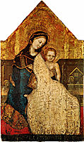 Madonna with Child Gentile da Fabriano, 1427, fabriano
