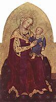 Madonna, 1420, fabriano
