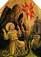 St.Francis, fabriano