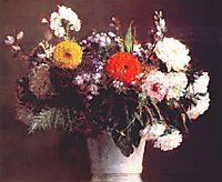 Autumn Bouquet, 1862, fantinlatour