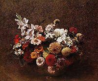 Bouquet of Flowers, 1900, fantinlatour