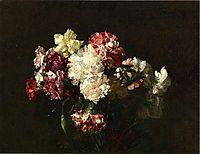 Carnations, 18, fantinlatour