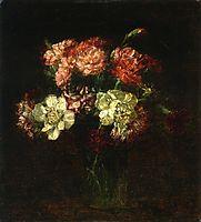 Carnations, 1899, fantinlatour