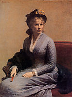 Charlotte Dubourg, 1882, fantinlatour