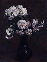 Chrysanthemums, 1871, fantinlatour