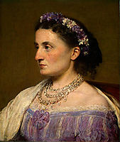 Duchess de Fitz-James, 1867, fantinlatour