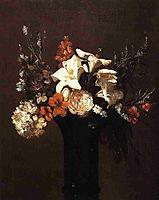 Flowers, 1862, fantinlatour