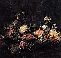 Flowers, 1872, fantinlatour
