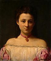 Mademoiselle de Fitz-James, 1867, fantinlatour