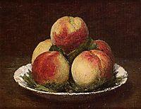 Peaches, 1903, fantinlatour