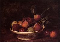 Plums and Peaches, 1894, fantinlatour