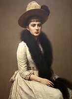Portrait of Sonia, 1890, fantinlatour