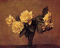 Roses, 1891, fantinlatour