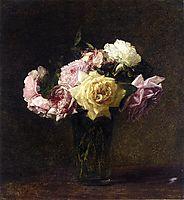 Roses, fantinlatour