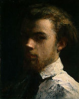 Self Portrait, 1858, fantinlatour
