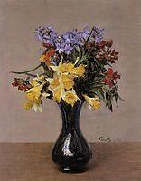 Spring Flowers, c.1869, fantinlatour