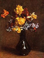 Vase of Flowers, fantinlatour
