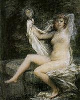 La Verite or Truth, 1891, fantinlatour