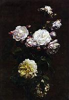 White Roses, fantinlatour