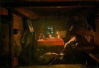 Encore, Encore, c.1851, fedotov