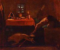 Encore, Encore, c.1850, fedotov