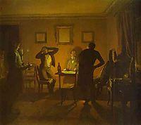Gamblers, 1852, fedotov