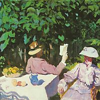 Morning Sunshine, 1905, ferenczy
