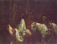The Three Magi, 1898, ferenczy