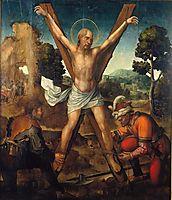 Martírio de Santo André, 1530, figueiredo